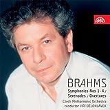 ブラームス:交響曲&セレナード全集 (4CD) [Import] (SYMPHONIES)