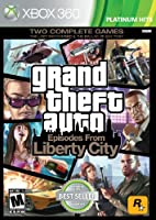 Grand Theft Auto :Episode from Liberty City (輸入版:北米・アジア) - Xbox360