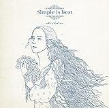 【Amazon.co.jp限定】Simple is best [通常盤] [CD] (Amazon.co.jp限定特典 : メガジャケ 付) (スペシャル先行予約限定特典は付きません)