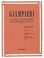 ジャンピエリ : 16の日課練習曲集 (オーボエ教則本) リコルディ出版