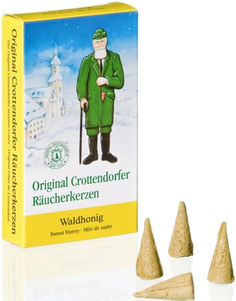 勇気のあるコーラス慰め臭いの Crottendorfer の森林蜂蜜 24 St. の発煙筒新しい 14994 を煙らす発煙筒