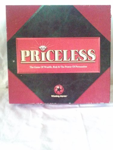 Priceless: The Game ゲーム of Wealth Risk and the Power of Persuasion [並行輸入品]