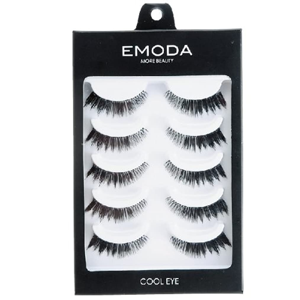 年齢郡呼ぶEMODA eyelash COOL EYE
