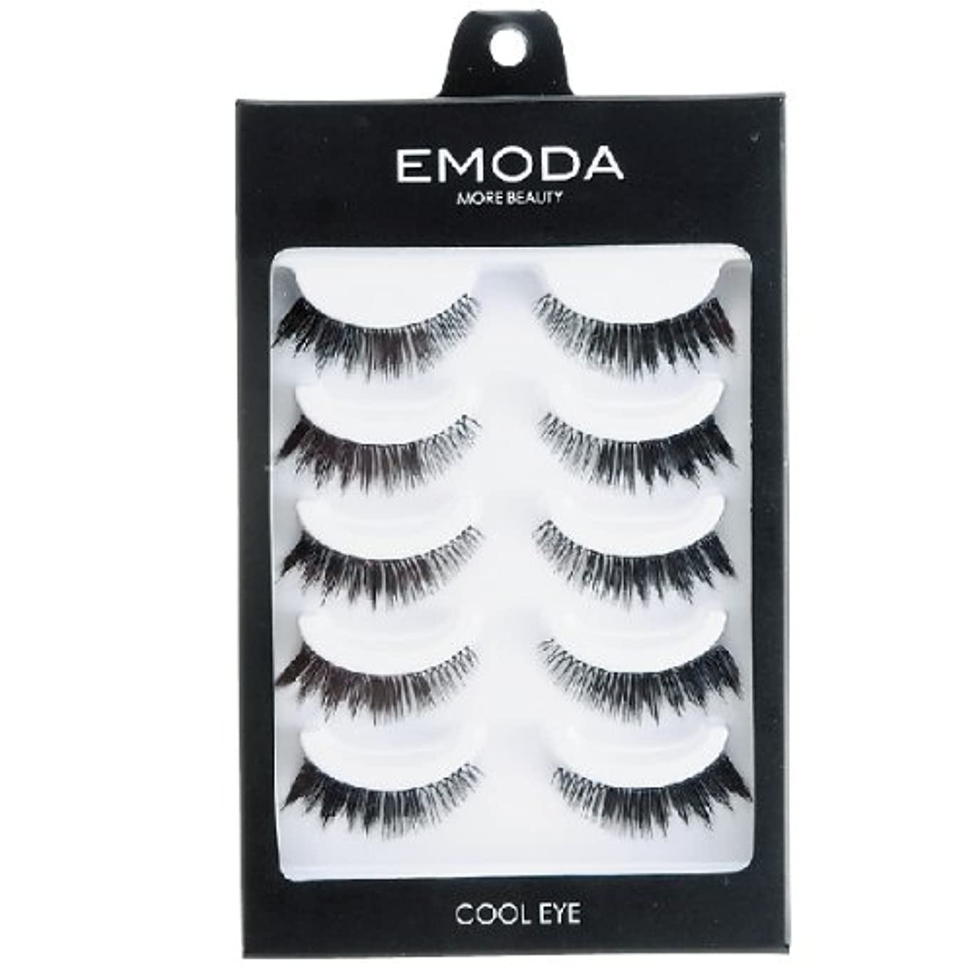ロック評価百EMODA eyelash COOL EYE