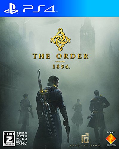 PS4  The Order  1886 PCJS-53008