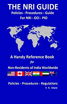 THE NRI GUIDE by [Chand, V. K.]
