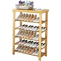 靴のラック多層ソリッドウッドの世帯の靴の靴のベンチシューボックス経済的なタイプの棚ベッドルームの靴のラックシンプルでモダンな (サイズ さいず : 80cm)