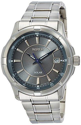 [ワイアード]WIRED 腕時計 WIRED ソーラー AGAD086 メンズの詳細を見る