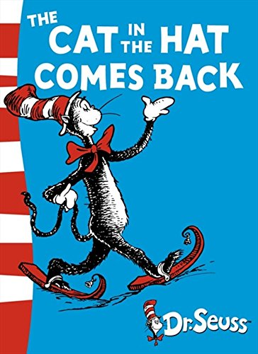 The Cat in the Hat Comes Back (Dr. Seuss - Green Back Book)の詳細を見る