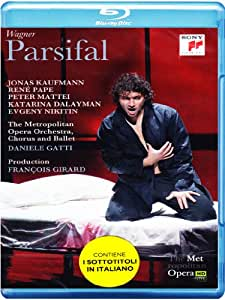 Wagner: Parsifal [Blu-ray] [Import]