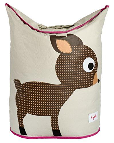 RoomClip商品情報 - 3 Sprouts(スリースプラウツ) 収納バスケット ランドリーバスケット バンビ