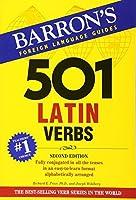 501 Latin Verbs (501 Verb Series) by Richard E. Prior Joseph Wohlberg(2007-11-01)
