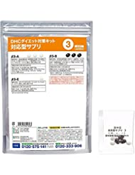 DHCダイエット対策キット対応型サプリ3