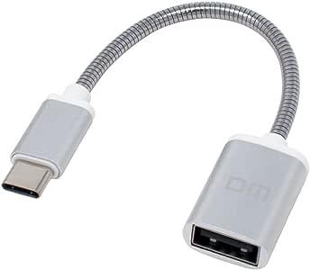 アイネックス USB Type-Cホストケーブル C - A 14cm U20CA-MF01T