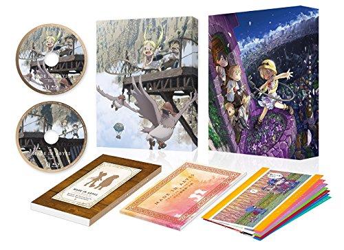 【Amazon.co.jp限定】 メイドインアビス Blu-ray BOX 上巻( 全巻購入特典:「Amazonプライムビデオ製作キャスト出演映像収録DVD(SOUND IN ABYSS 01/02)」引換シリアルコード付 )