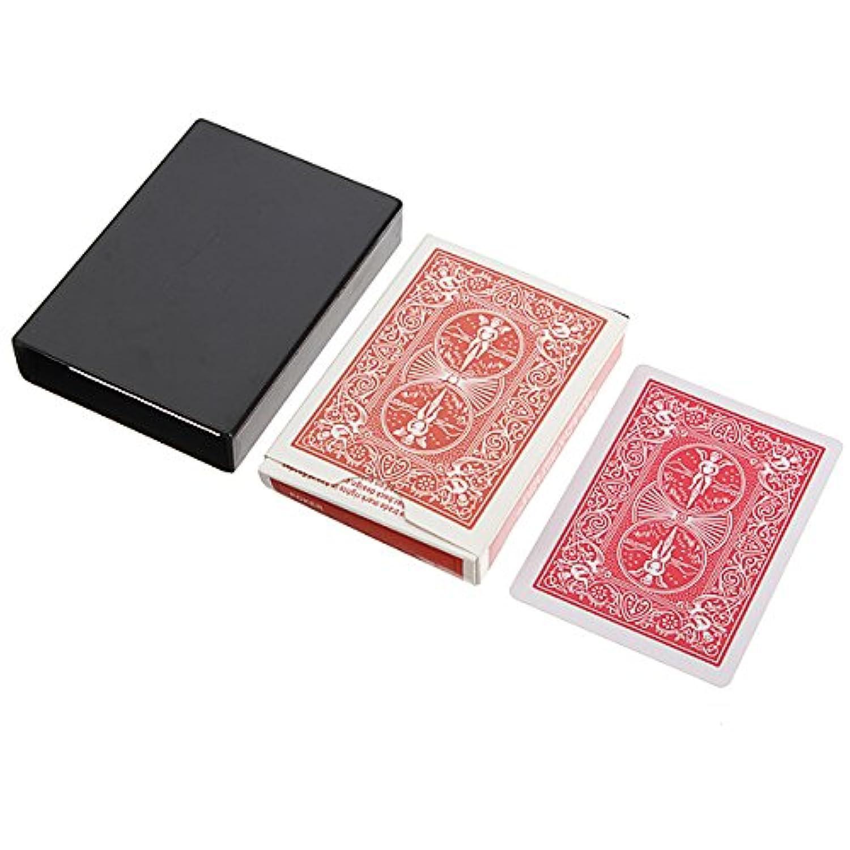 マジック トリック バニッシュ DISAPPEARING VANISHING カード with ケース ボックス 並行輸入品