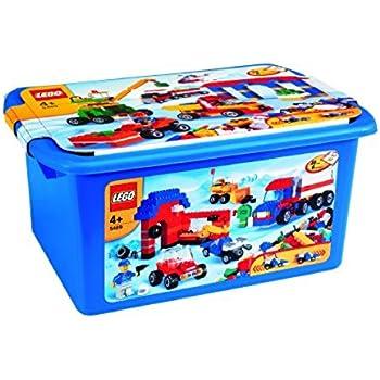 レゴ (LEGO) 基本セット のりものセット 5489