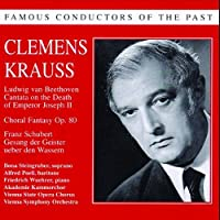Famous Conductors of the Past: Clemens Krauss