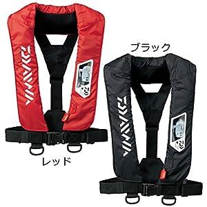 ダイワ(Daiwa) ライフジャケット ウォッシャブル 肩掛けタイプ手動・自動膨脹式 DF-2007