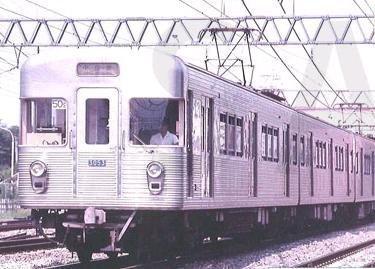 Nゲージ A6684 営団 3000系 原型ドア 8両セット