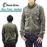 (ティートンブロス)Teton Bros tb-143-14m Big Foot Jacket/ ビック フット ジャケット/143-14M 2014年秋冬 L Blue