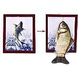 【手品 マジック】Fish from Frame/魚出現フレーム 近景舞台マジック道具 結婚式 披露宴 忘年会 新年会 イベント 手品道具 (魚出現フレーム)