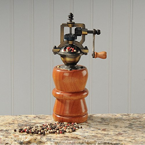 Penn State Industries PKGRIND-4B Antique Style Brass Finish Peppermill Mechanism Woodturning Kit