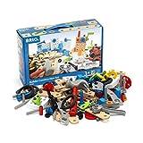 「BRIO (ブリオ) ビルダー コンストラクションセット [ 工具遊び おもちゃ ] 34587」のサムネイル画像