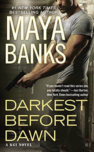 Darkest Before Dawn (KGI series Book 10) (English Edition)