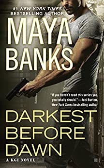 Darkest Before Dawn (KGI series) by [Banks, Maya]