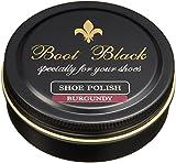 [ブートブラック] BootBlack SHOE POLISH BBポリッシュ (BURGUNDY(バーガンディー)50g)