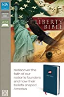Holy Bible: New International Version, Liberty Edition, Blue, Italian Duo-Tone