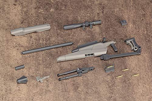 M.S.G モデリングサポートグッズ ウェポンユニット09 ニュースナイパーライフル 全長約148mm NONスケール プラモデル