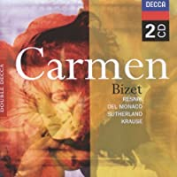 Carmen by Resnik/Sutherland/Schippers/Suisse Romande Orch. (1995-06-13)