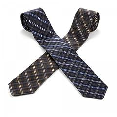 Breuer Plaid Tie