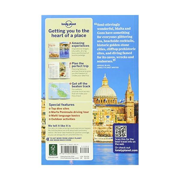 Lonely Planet Malta & Gozoの紹介画像2
