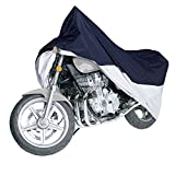 (オフフ) Ohuhu バイクカバー 高品質300D オックス 防水 耐熱 UVカット 風飛び防止 収納袋付き