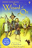 Wizard Of Oz Gift Edition (3.21 Young Reading Series Two with Audio CD)
