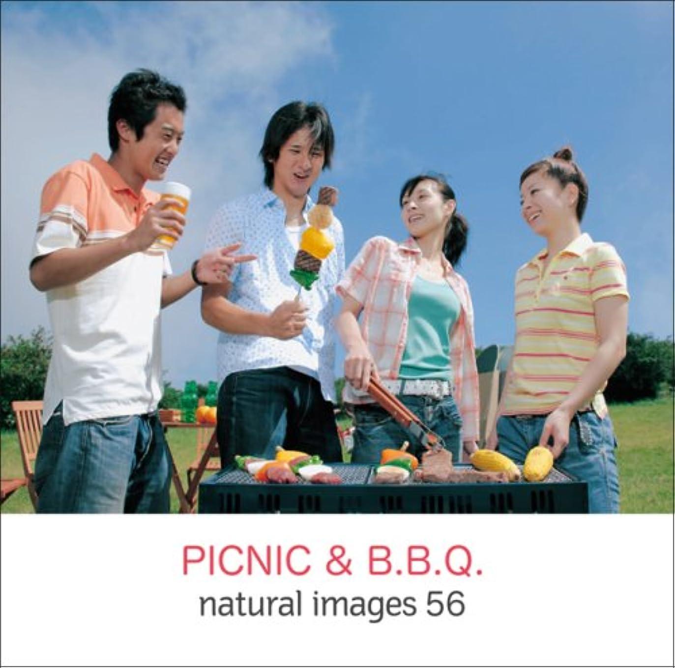醜い絶壁幼児natural images Vol.56 PICNIC & B.B.Q