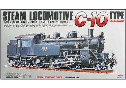 1/50 蒸気機関車 C10