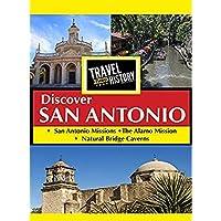 Travel Thru History Discover San Antonio [並行輸入品]
