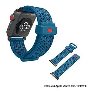 Catalyst (カタリスト) Apple Watch 38mm シリーズ 3/2/1 スポーツバンド アーミーグリーンブラック CT-SBAW1738-BS