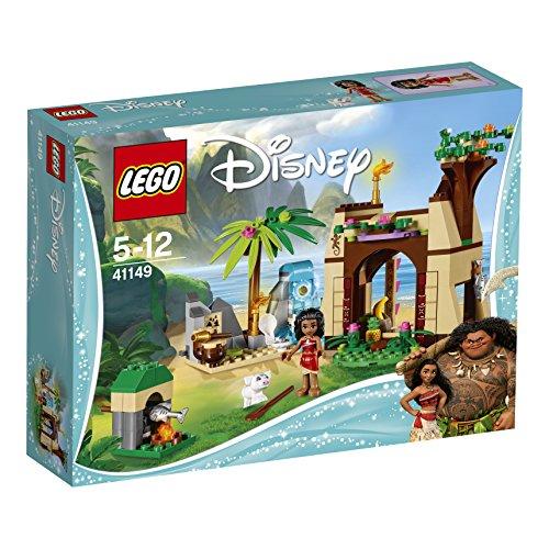 """レゴ(LEGO) ディズニープリンセス モアナ""""南の島のひみつ"""