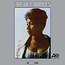 ARETHA ARRIVES (MONO) (VINYL)