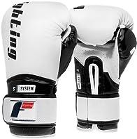Fighting Sports s2ジェル電源トレーニング手袋 ホワイト
