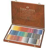 ファーバーカステル ポリクロモスパステル 100色木箱入 128501