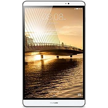 Huawei タブレット Mediapad M2 8.0 SIMフリー (Android 5.1 + EMUI 3.1/8.0型/Hisilicon Kirin 930 オクタコア) シルバー MediaPad M2 8.0