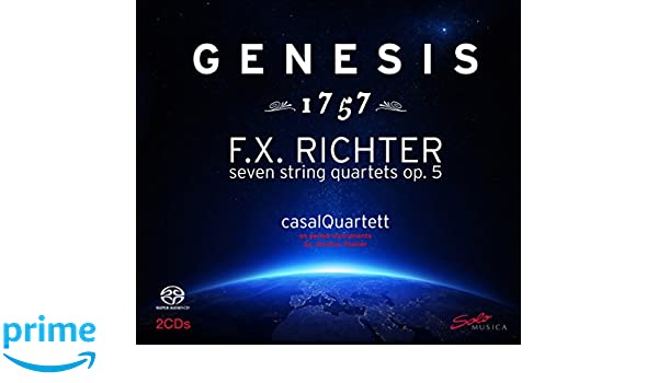 Amazon | Genesis 1757 フランツ...