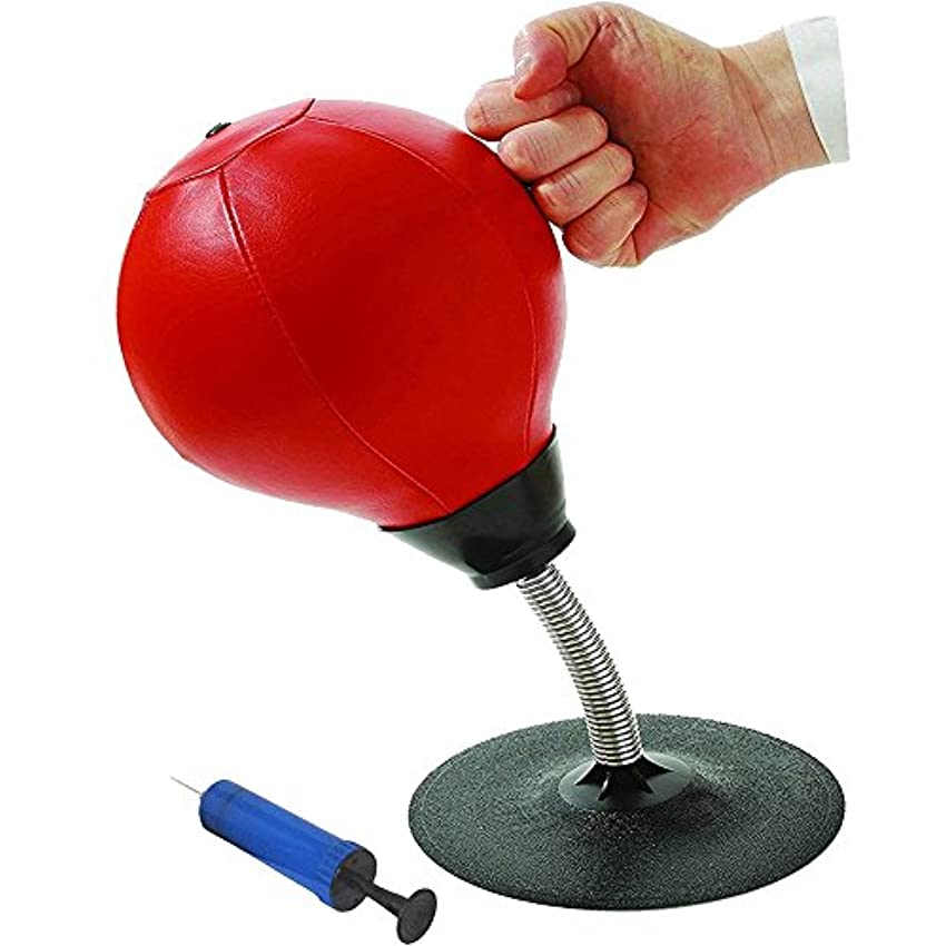 ドライコンペ拡大するストレス解消 パンチボール ストレスバスター