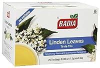 Badia - リンデンの葉茶 - 1ティーバッグ